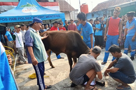 Korban kebakaran Manggarai sempat pesimistis rayakan Idul Adha