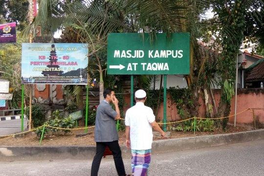 Pura Rawamangun siapkan parkir kendaraan umat Islam