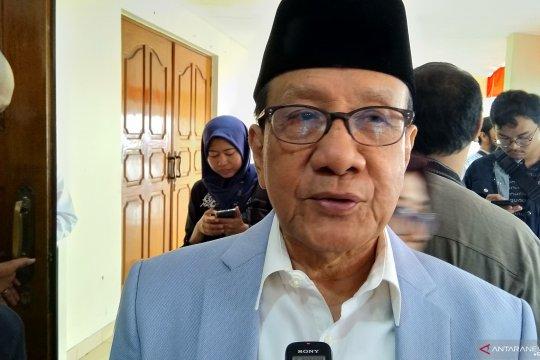Akbar Tanjung: jatah menteri hak prerogatif presiden