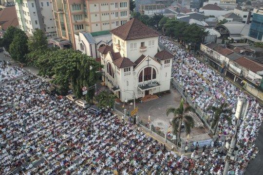 Salat Idul Adha di Jatinegara, Jakarta