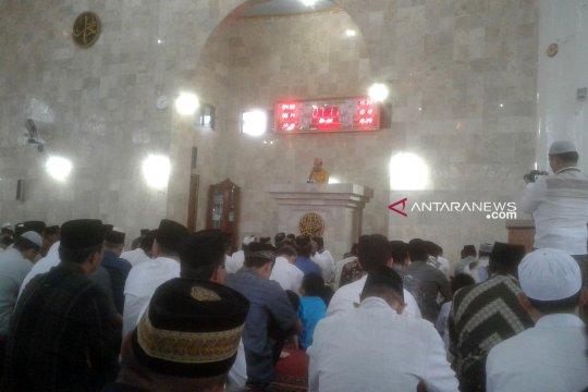 Umat Islam diajak doakan keselamatan jamaah haji Indonesia