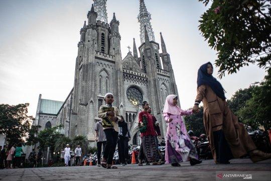 DKI Jakarta pastikan buka tempat ibadah saat PSBB transisi