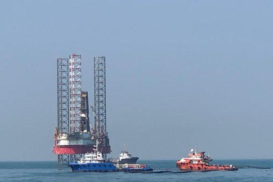 Kapal KN Alugara diturunkan untuk atasi tumpahan minyak Pertamina