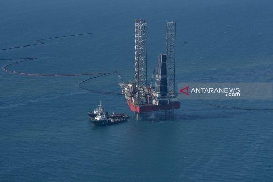 Pertamina intensif bor sumur YYA-1 untuk hentikan tumpahan minyak