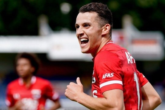 Hasil dan klasemen Liga Belanda, AZ, Utrecht lanjutkan awal positif