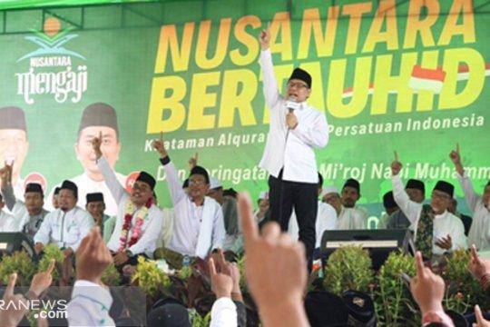 PKB: Cak Imin kalahkan prestasi Gus Dur