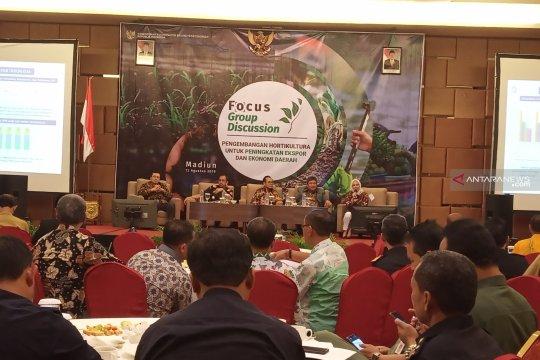 Pemkot Madiun dukung pengembangan komoditas buah