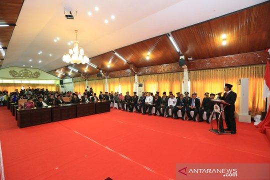 30 anggota DPRD Tarakan 2019-2024 dilantik