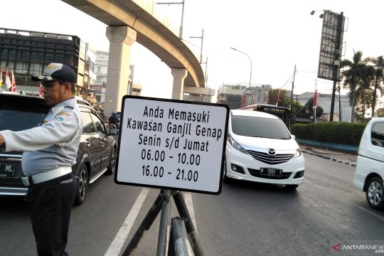 Mitra pengemudi dukung wacana bebas ganjil genap bagi taksi online