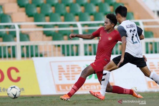 Tiga pemain Persija bersyukur tak dicoret Shin Tae-yong