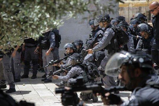 PLO: Israel bertanggung jawab penuh atas penyerbuan Masjid Al-Aqsha