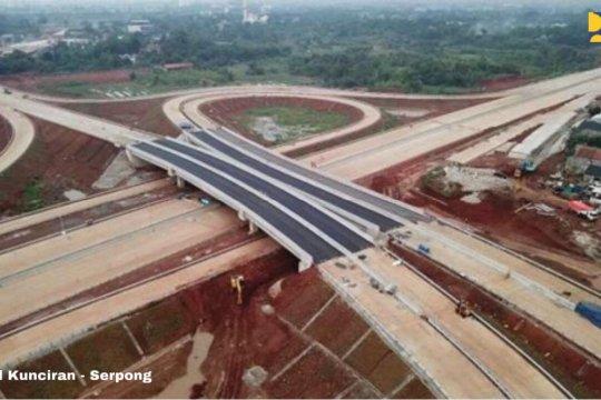 Sembilan ruas tol diresmikan hingga akhir 2019