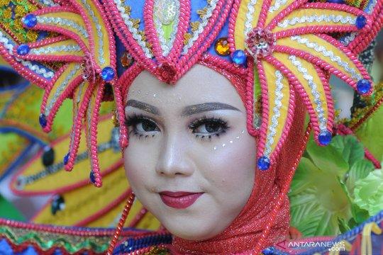 Warna-warni karnaval budaya Madura