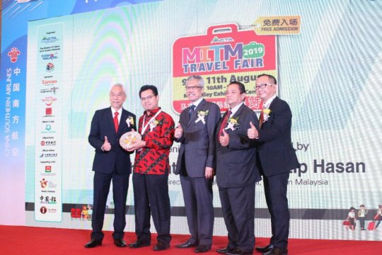 Kemenpar ikuti Malaysia International Travel Mart
