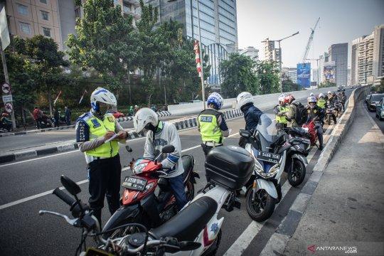 Tak ada tilang bagi pemegang SIM habis masa berlaku 17 Maret-29 Mei