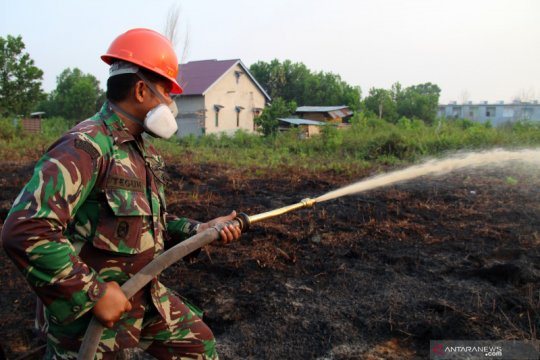 Kalimantan Barat berupaya pulihkan tujuh kesatuan hidrologis gambut