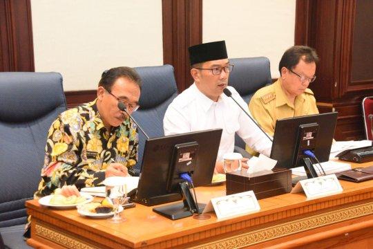Gubernur: Kemendagri apresiasi APBD Jawa Barat yang futuristik