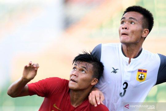 Indonesia menang atas Laos 2-1