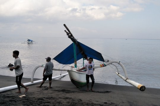 DKP sarankan nelayan Mataram masuk asuransi mandiri