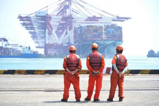 Ifo: Prospek ekonomi global kian suram, sengketa perdagangan meningkat