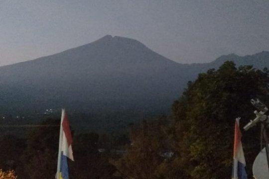 BPBD Banyumas siagakan sukarelawan antisipasi erupsi Gunung Slamet