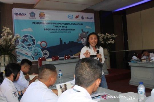 Akademisi bedah buku Siswa Mengenal Nusantara