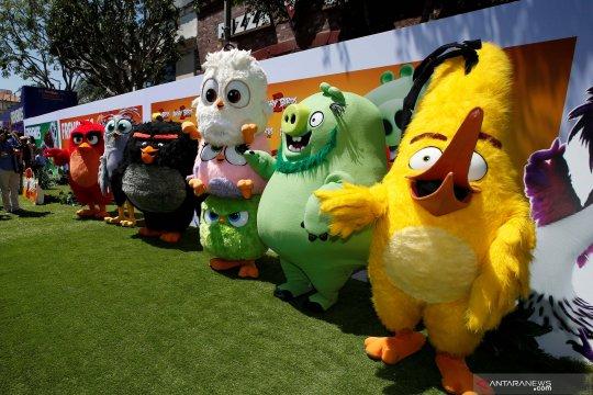 "Bos Rovio Entertainment, perusahaan pembuat ""Angry Birds"" hengkang"