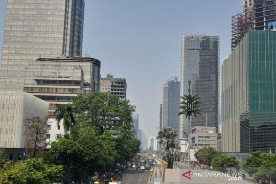 Menakar upaya mengurangi  polusi udara di Jakarta