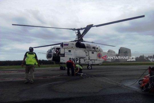 BPBA usulkan helikopter milik BNPB siaga di Aceh atasi karhutla