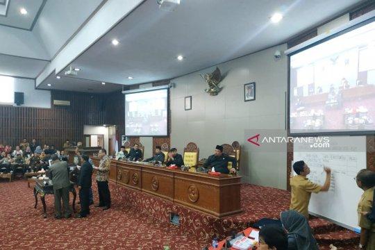 Dedy Ermansyah terpilih jadi Wagub Bengkulu