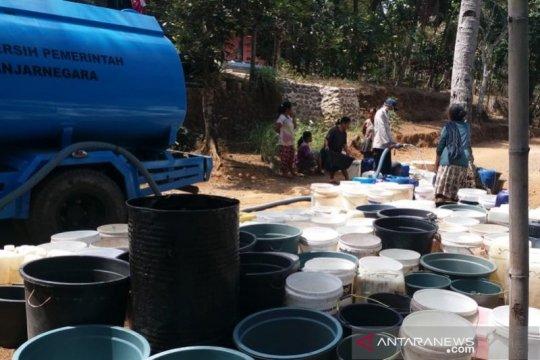 18 desa di Banjarnegara hadapi kekeringan dan kekurangan air