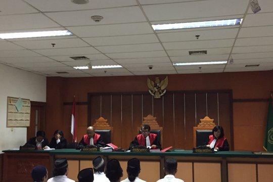 Jaksa sampaikan dakwaan pada sidang perdana kerusuhan 22 Mei