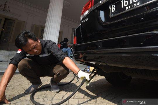Dinas LH DKI anggarkan Rp295,7 juta untuk uji emisi kendaraan pribadi
