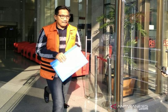 Sidang perdana Bowo Sidik digelar Rabu di Pengadilan Tipikor Jakarta