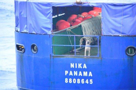 KKP serahkan perkara kapal berbendera Panama ke kejaksaan