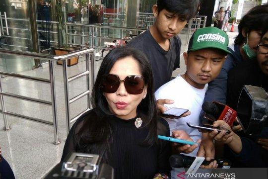 Iis Sugianto mengaku tidak ada bukti tambahan yang diserahkan ke KPK