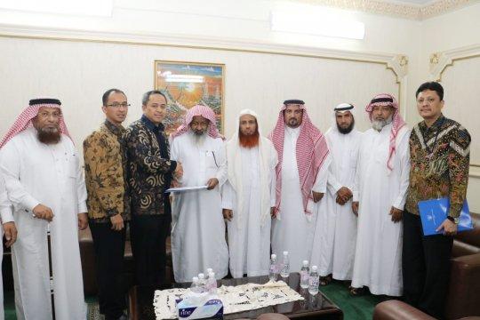 KJRI Jeddah berhasil cairkan uang diyat korban WNI senilai Rp7 miliar
