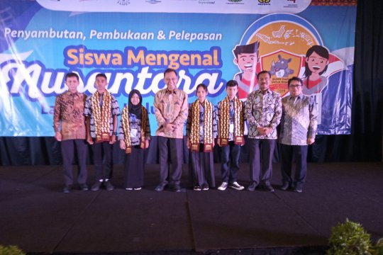 Pemprov Lampung apresiasi program Siswa Mengenal Nusantara