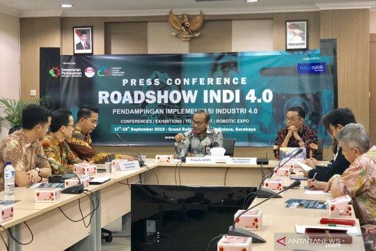 Kemenperin bidik Surabaya sosialisasikan INDI 4.0