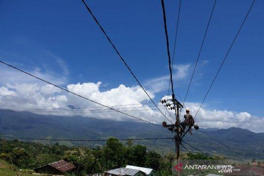 Tujuh desa Nunukan sudah teraliri listrik PLN