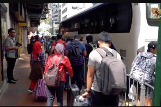 KJRI Hong Kong bantu pulangkan 47 perenang Indonesia
