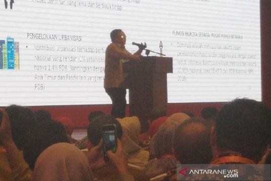 Menteri PPN: Pertumbuhan ekonomi Indonesia melambat
