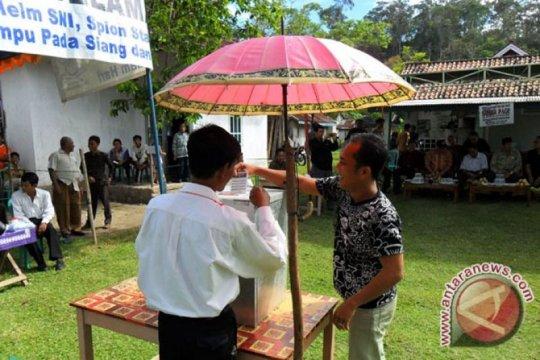 Seorang warga Barito Timur dipenjara dua bulan karena coblos dua kali