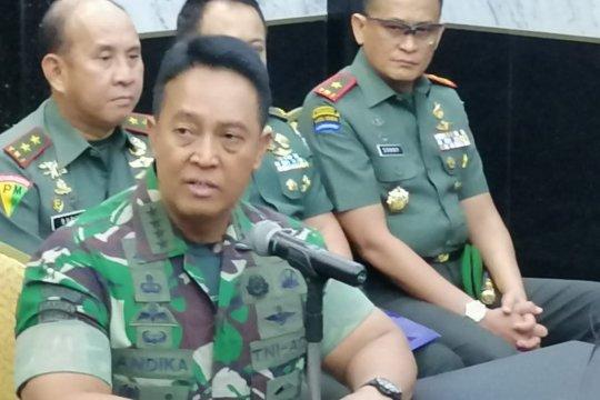 TNI AD pertahankan Enzo Allie
