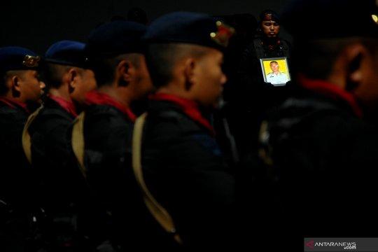 Polisi sebut tak ada perubahan operasi setelah tewasnya Briptu Hedar