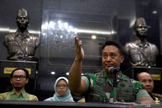 Kemarin, TNI pertahankan Enzo Allie hingga ikrar setia NKRI