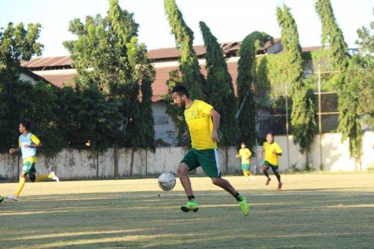 Bejo Sugiantoro motivasi pemain jelang lawan Arema FC