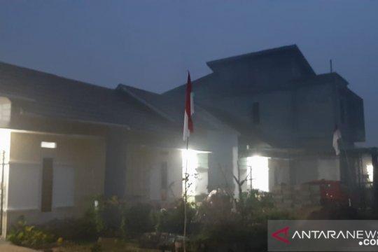 Kabut asap di Pontianak makin pekat