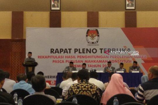 KIP Banda Aceh eksekusi putusan PHPU di Mahkamah Konstitusi