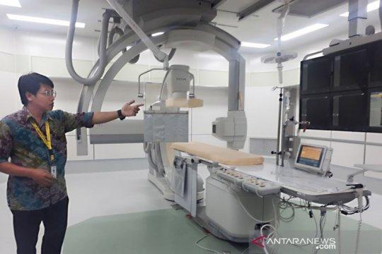 RSUI resmi beri layanan kateterisasi jantung termodern